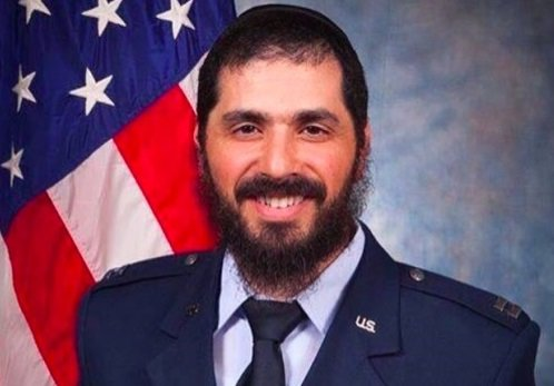 First Bearded Chaplain in U.S. Air Force